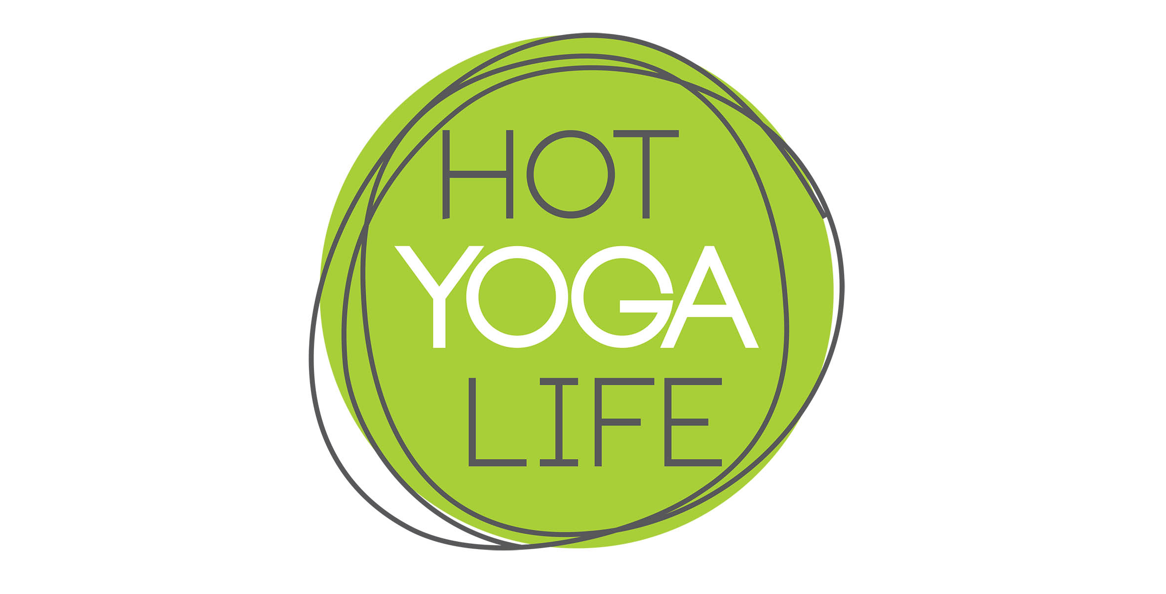 hot yoga life logo design graphic design branding adelaide sail and swan