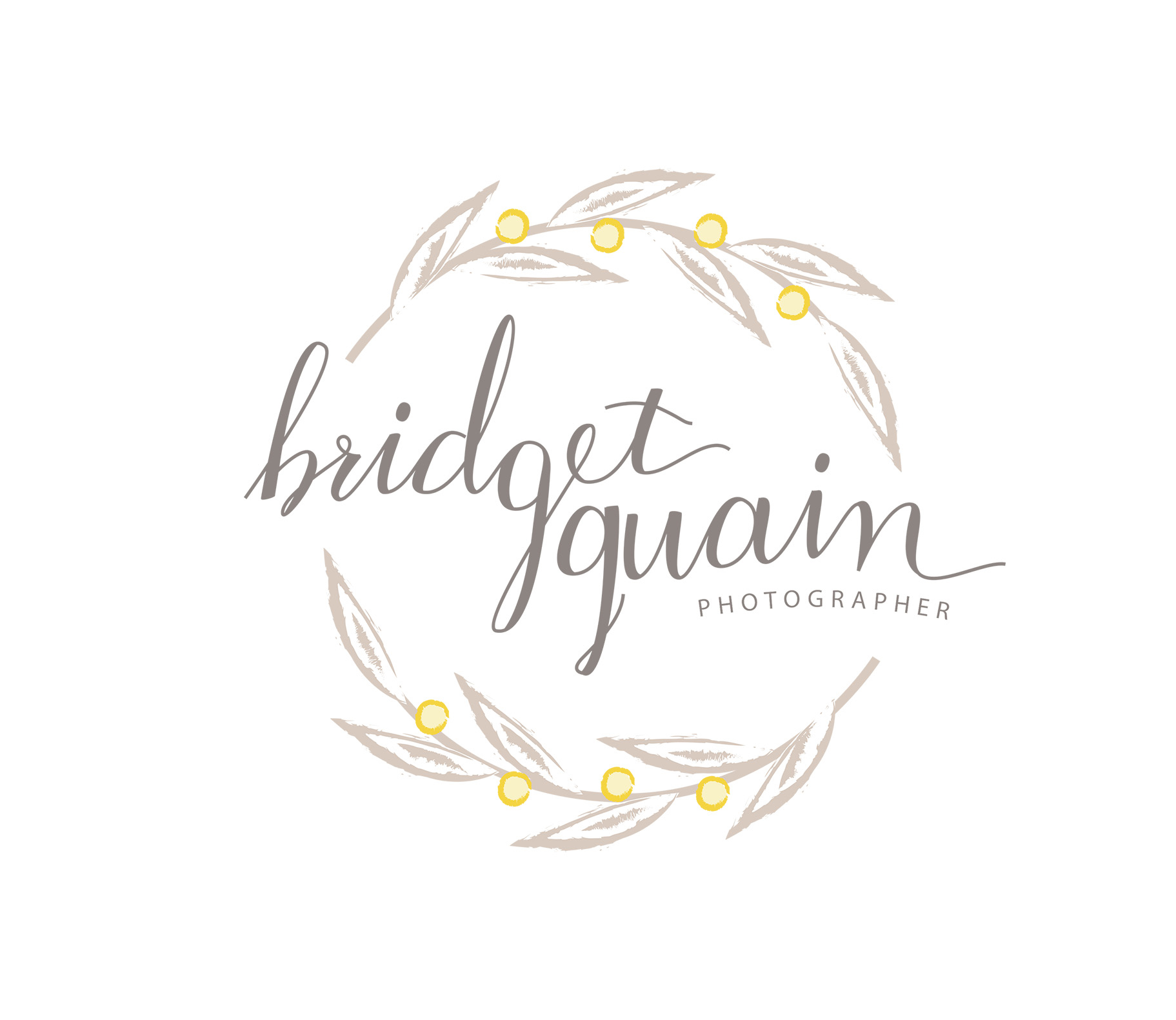 logo branding graphic design sail and swan adelaide photographer logo design rustic
