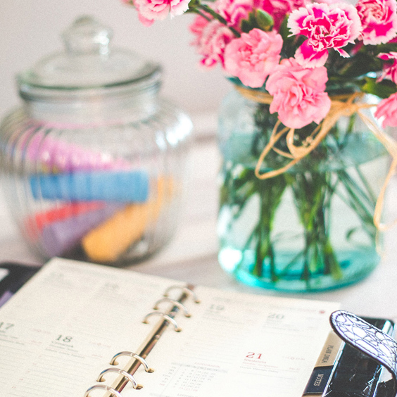 Tips for Getting Organized