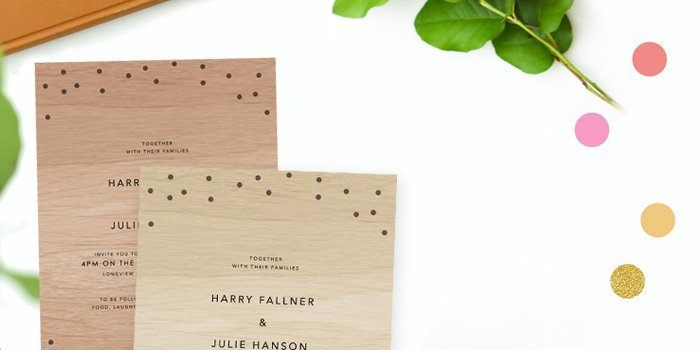 wooden wedding invitations australia sydney perth sail and swan