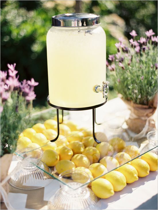 Wedding Lemonade Stand Ideas Sail And Swan Studio