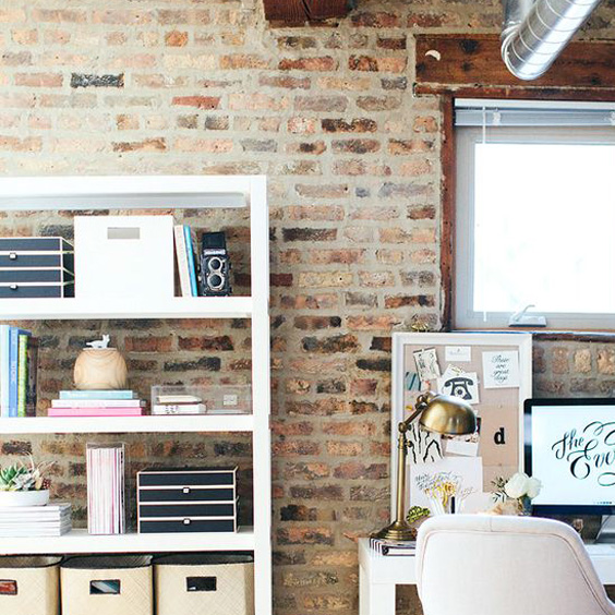 Beautiful Work Space Ideas