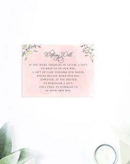 Illustrated Wedding Invitations Love Birds Pink Watercolour Floral Beautiful Cute Calligraphy Invitations Wedding Stationery Australia Perth Sydney Melbourne Brisbane Adelaide Sail and Swan