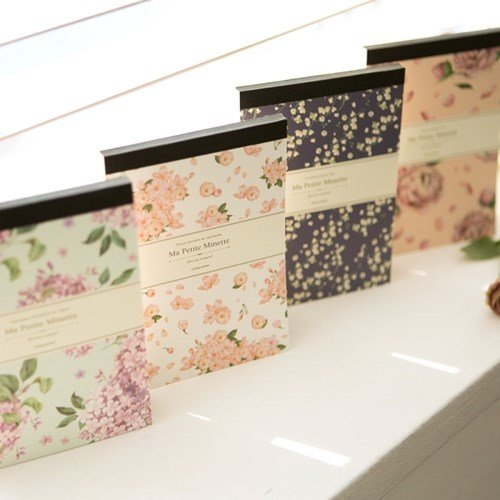 5 Essential Stationery Items for your Work Desk Typo Notepad Note Pad Mochi Things Floral Notepad Sail and Swan
