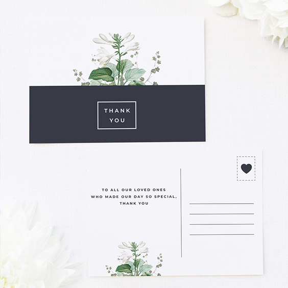 Wedding Thank You Wording Message Examples and Ideas