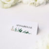 Classic Gum Tree Eucalyptus Leaves Native Wedding Name Place Cards Classic Gum Tree Eucalyptus Leaves Native Wedding Invitations