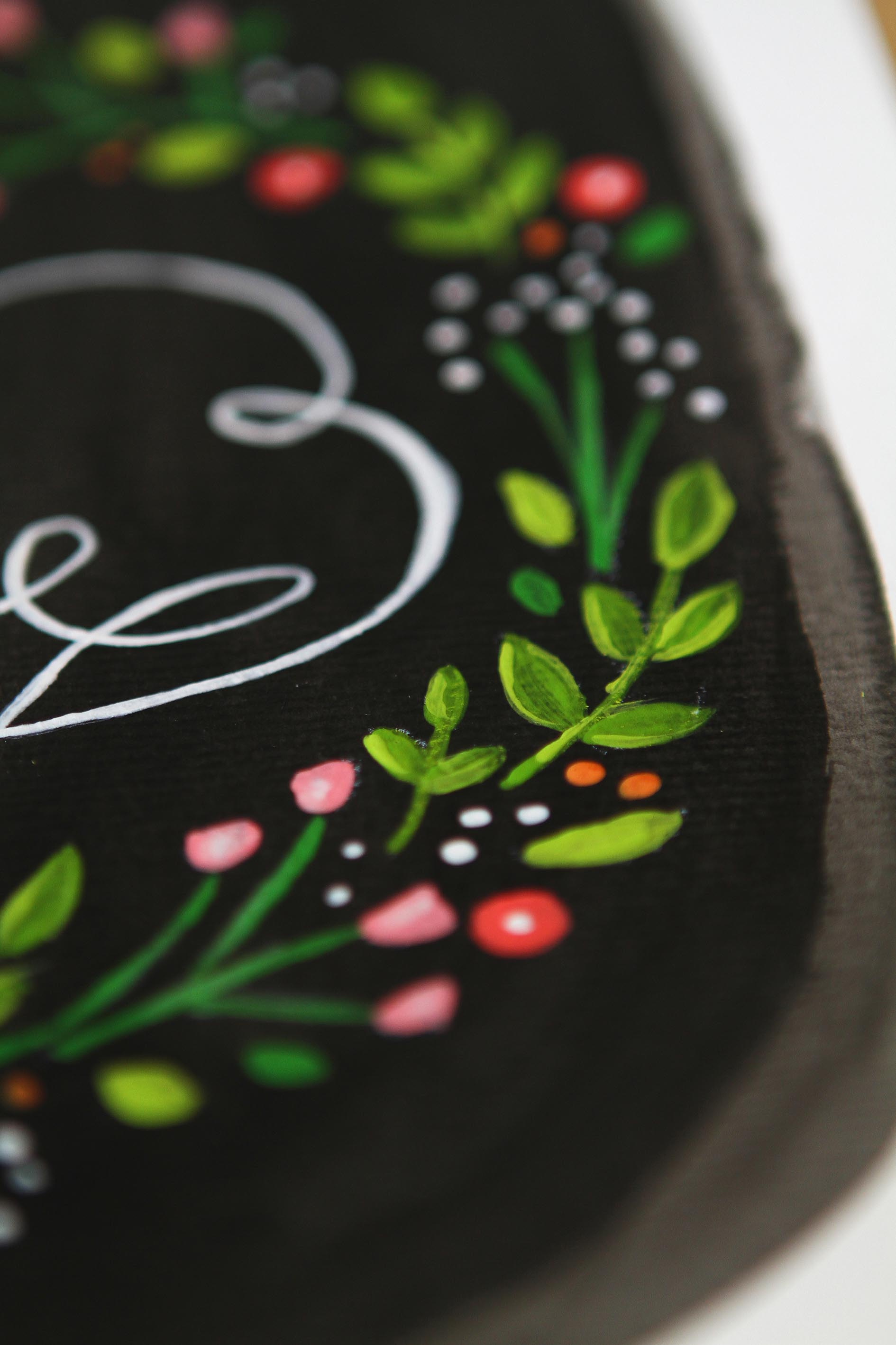 illustrator artist designer australia sail and swan lauren downton hand painted lettering