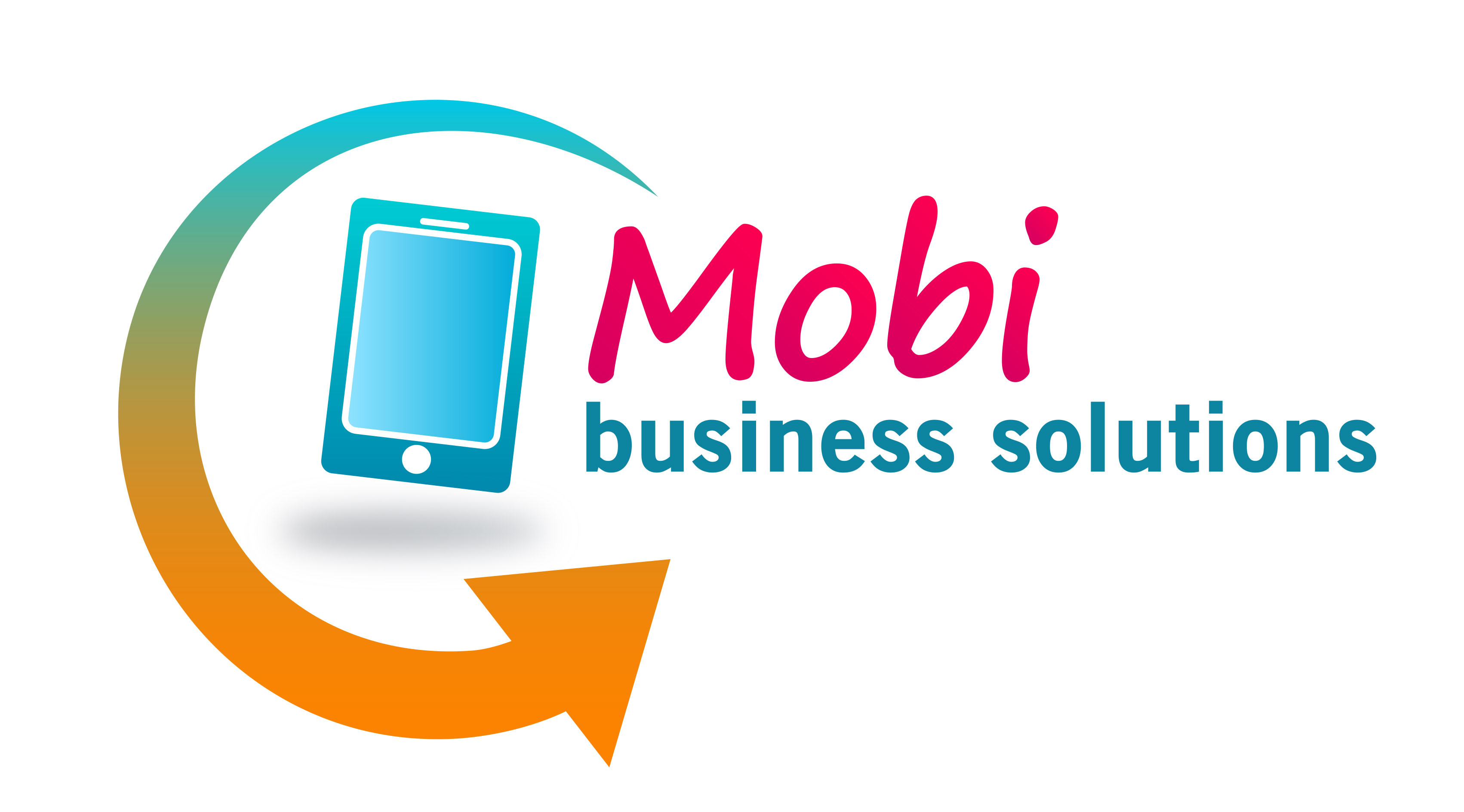 logo branding graphic design sail and swan adelaide mobi business solutions