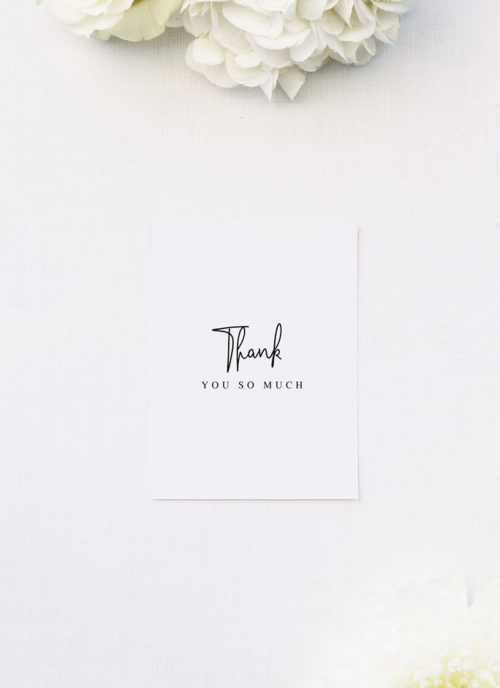 Pretty Elegant Hand Writing Wedding Thank You Cards Pretty Elegant Hand Writing Wedding Invitations