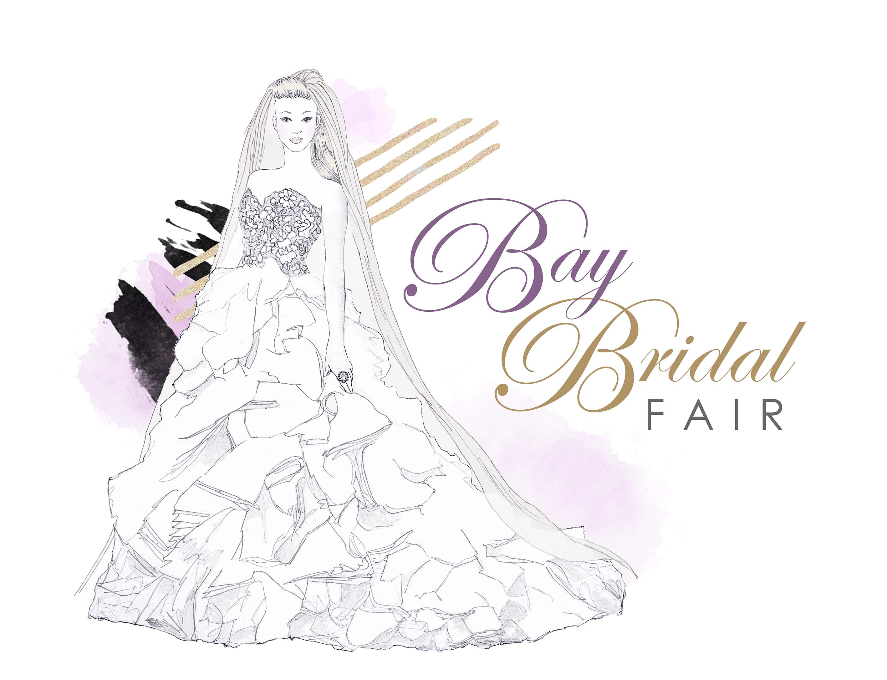 logo rebranding rebrand design adelaide graphic designer sail and swan bay bridal fair