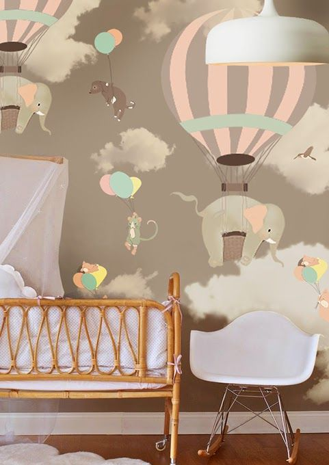 cute nursery ideas art prints wall decor whimsical baby bedroom decor designs sail and swan