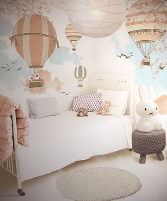Cute Nursery Ideas Art Prints Wall Decor Whimsical Baby Bedroom Designs Sail And Swan