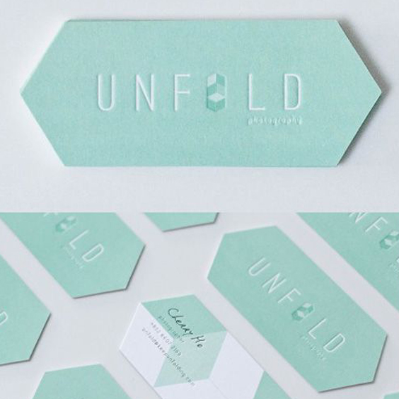 Creative Business Card Ideas