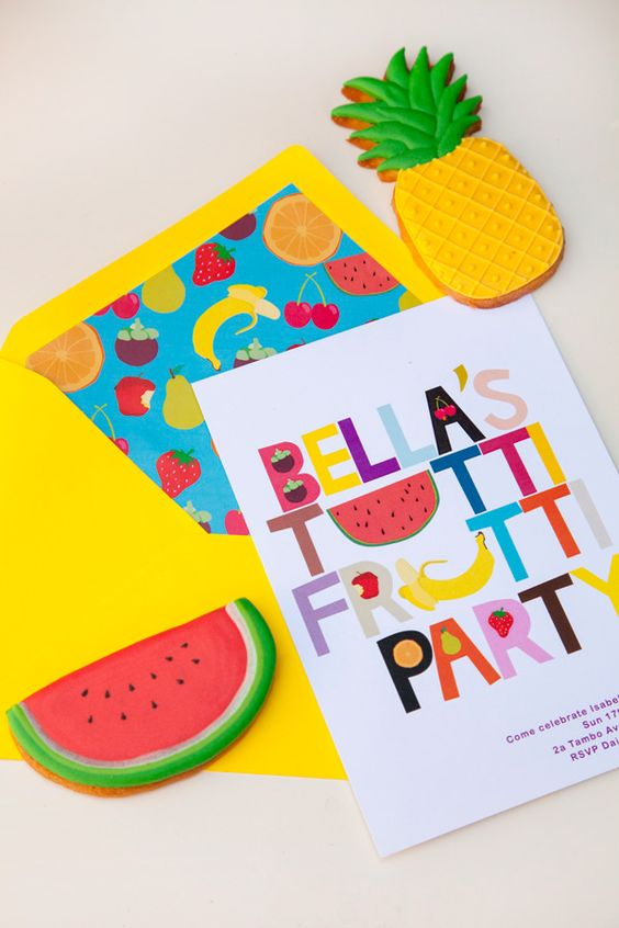 Kids Birthday Party Ideas invitationschildrens birthday party theme inspiration animals tropical fuit space dinosaur flowers garden picnic sail and swan