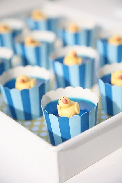 baby shower ideas for boys baby shower inspiration styling decoration decorating blue nautical rubber ducks cute fun sail and swan blog