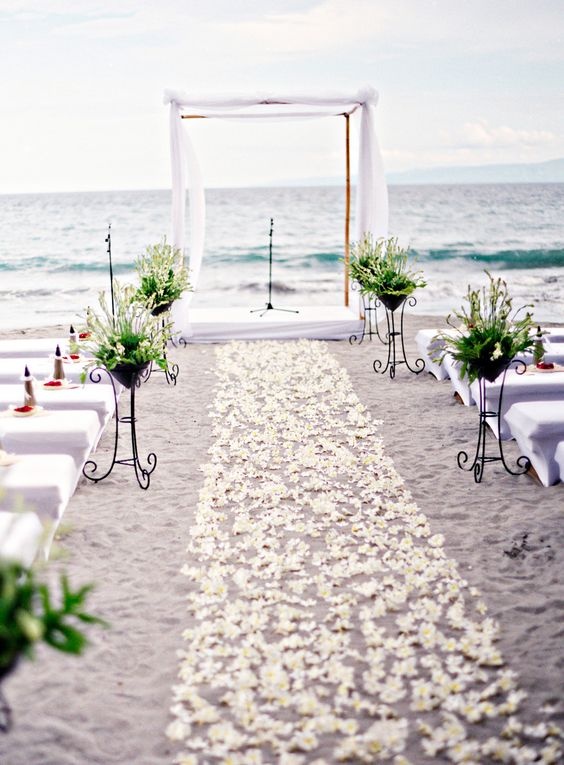 Destination Wedding Ideas Travel Wedding Italy Greece Bali Beach Outdoors Tropcial Wedding Ceremony Reception Ideas Inspiration Sail and Swan Blog