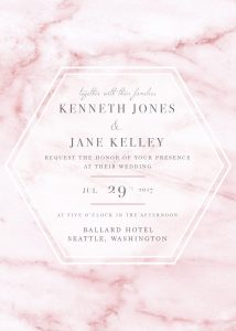 Wedding Invitations Marble Wedding Inspiration Marble