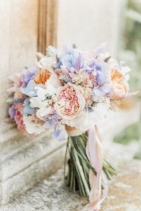 pale Purple floral purple wedding inspiration
