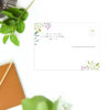 Watercolour Floral Wedding Invitations forest woodland wedding stationery australia rustic green invite perth sydney melbourne brisbane adelaide sail and swan