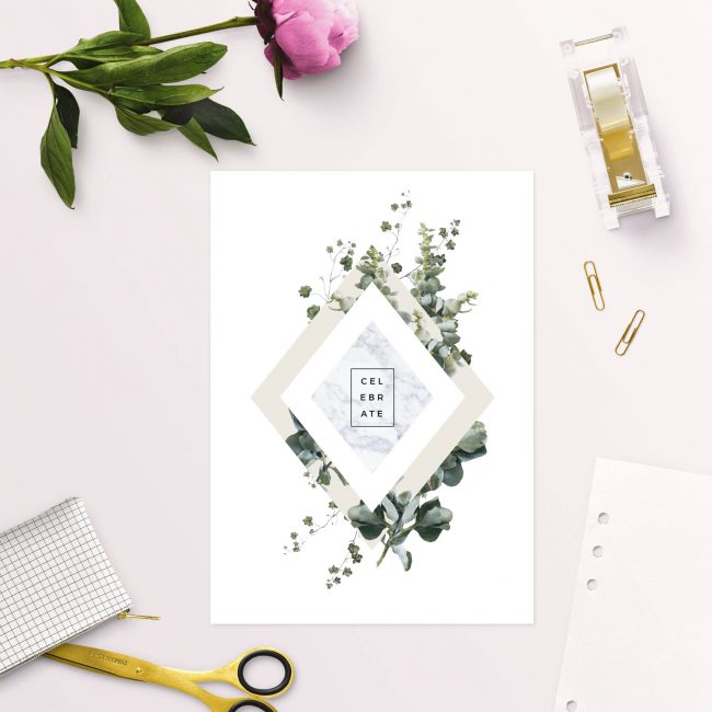 Natural greenery botanical bridal shower invitations australia sydney melbourne adelaide perth brisbane canberra sail and swan