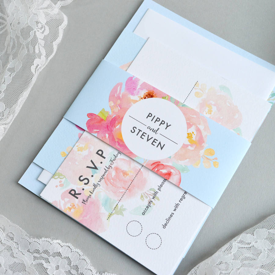 Our Top 10 All Time Favourite Pastel Wedding Invitations Adelaide Australia Sydney Melbourne Perth Brisbane Canberra Pastel Pink Blue Purple Green yellow Sail and Swan