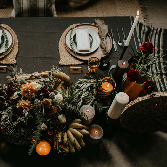 Tribal Boho Wedding Inspiration Industrial Bohemian Wedding with an African Twist Bohemian Wedding Ideas African Pattern