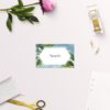Amalfi Coast Island Wedding Name Place Cards