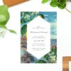 Amalfi Coast Destination Wedding Invitations
