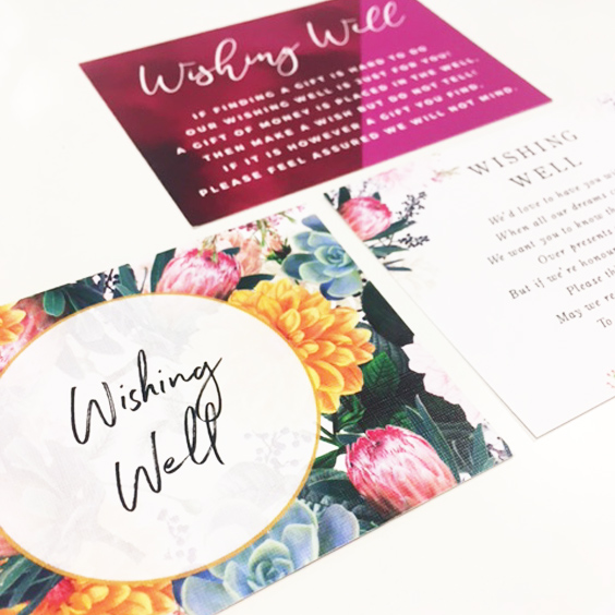 The 6 Best Wishing Well Wording Examples Wishing Well Wording Ideas