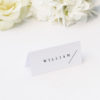 Classy Minimal Layout Feature Line Name Place Cards Classy Minimal Layout Feature Line Wedding Invitations