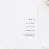 Minimal Clean Simple Engagement Invitations