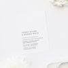 Simple Classy Layout Engagement Invitations